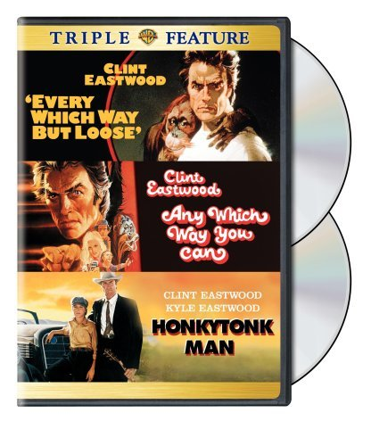 Every Which Way But Loose Any Eastwood Clint Ws Pg 2 DVD