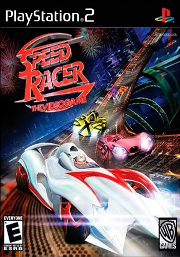 Ps2 Speed Racer E