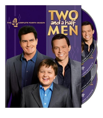 Two & A Half Men Season 4 Nr 4 DVD
