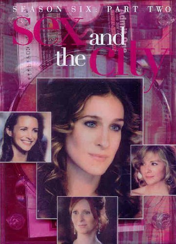 Sex & The City Season 6 Pt. 2 Movie Cash Nr 3 DVD