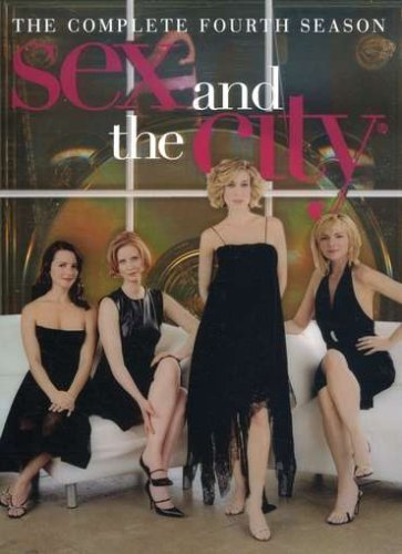 Sex & The City Season 4 Movie Cash Nr 3 DVD