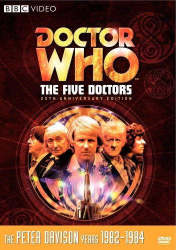 Doctor Who Five Doctors Doctor Who 25th Anniv. Ed. Nr
