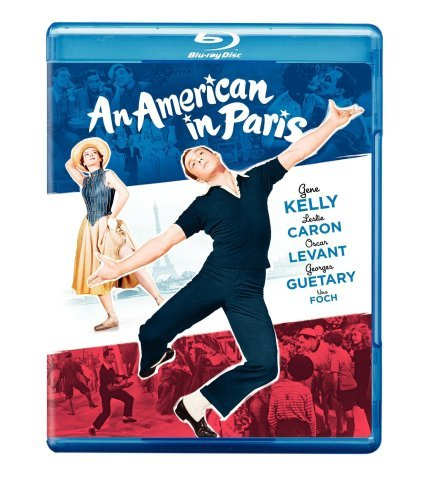 American In Paris Caron Kelly Blu Ray G