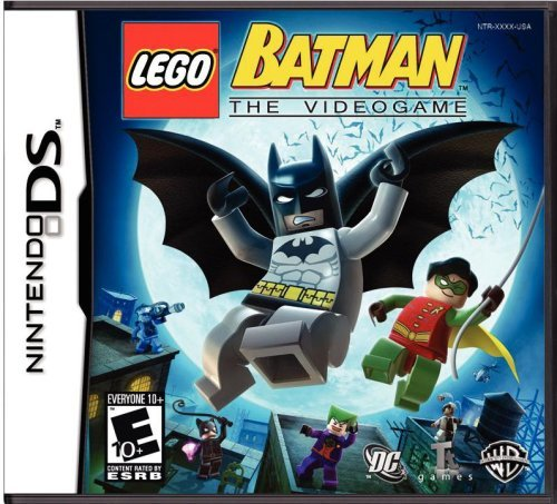 Ninds Lego Batman
