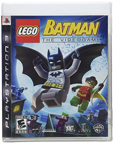 Ps3 Lego Batman Whv Games E10+