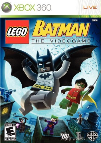 Xbox 360 Lego Batman Whv Games E10+