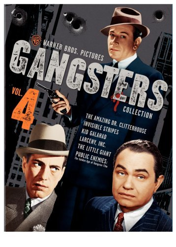 Warner Gangsters Collection Vol. 4 Nr 6 DVD