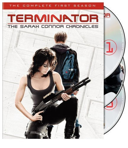 Terminator The Sarah Connor Chronicles Season 1 DVD Nr 3 DVD