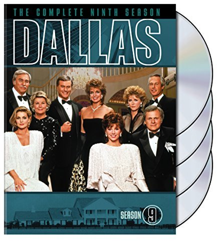 Dallas Season 9 DVD