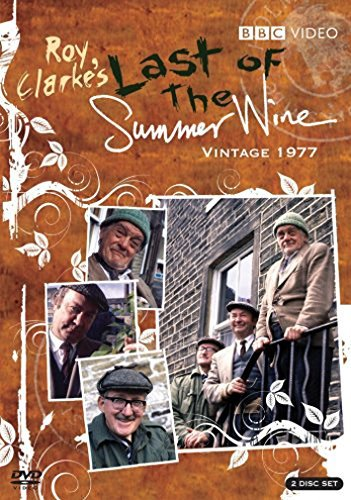 Season 4 Last Of The Summer Wine Vintag Nr 2 DVD