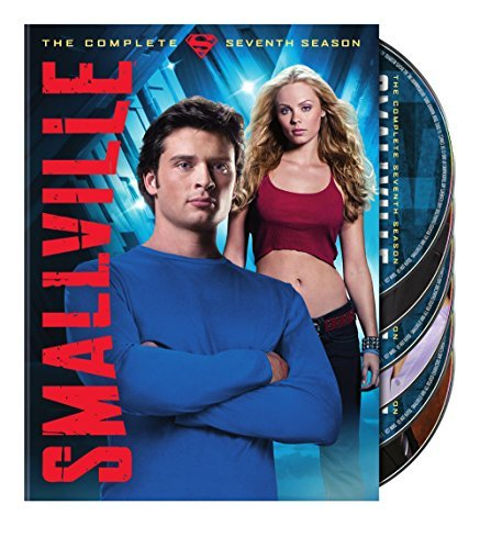 Smallville Season 7 DVD