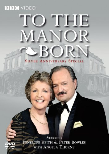 Silver Wedding Anniversary To The Manor Born Ws Nr