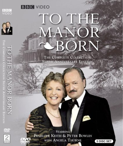 Complete Series To The Manor Born Silver Anniv. Ed. Nr 5 DVD