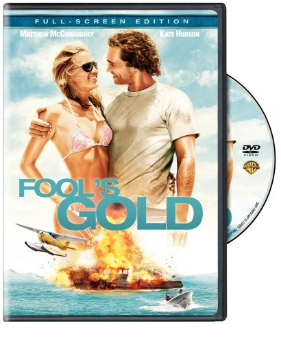 Fool's Gold Mcconaughey Hudson Sutherland Pg13