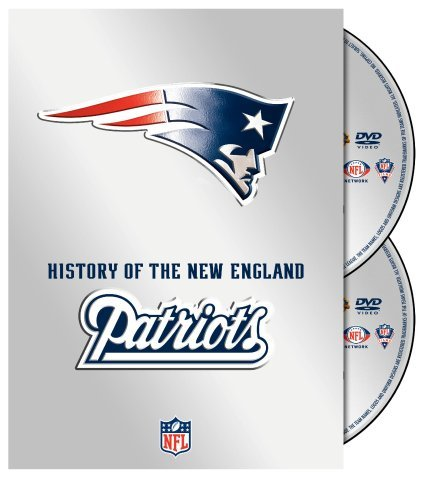 New England Patriots Nfl History Of The New England Patriots DVD