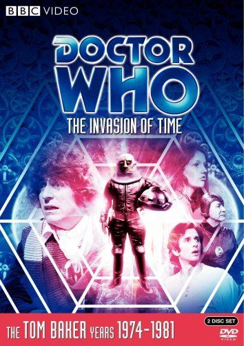 Doctor Who Invasion Of Time Doctor Who Nr 2 DVD