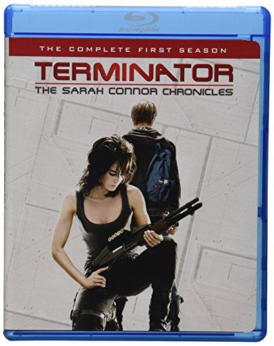 Terminator The Sarah Connor Chronicles Season 1 Blu Ray Nr 3 DVD