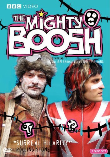Mighty Boosh Mighty Boosh Season 1 Nr 2 DVD