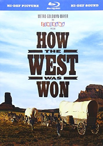 How The West Was Won Wayne Stewart Peck Fonda Blu Ray Ws Special Ed. G