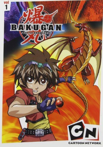 Vol. 1 Battle Brawlers Bakugan Nr