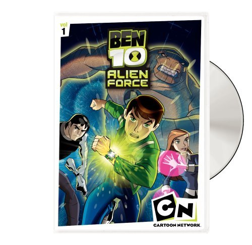Ben 10 Alien Force Vol. 1 Seas Ben 10 Alien Force Nr