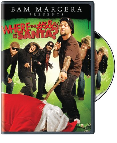 Bam Margera Presents Where The #$&% Is Santa? Margera Margera Nova Ws Nr