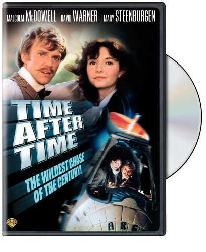 Time After Time Mcdowell Warner Ws Pg