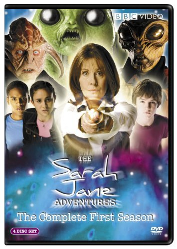 Sarah Jane Adventures Season 1 DVD Nr 4 DVD