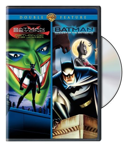 Return Of The Joker Mystery Of Batman Beyond Pg