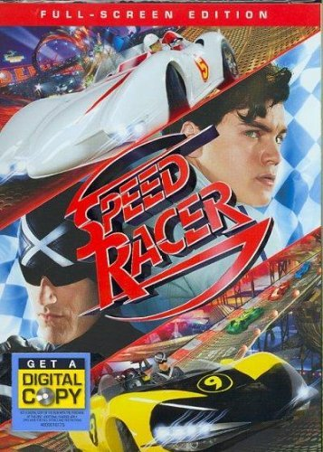 Speed Racer (2008) Ricci Hirsch Fox Goodman Saran Pg