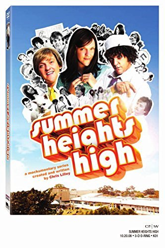 Summer Heights High Summer Heights High Ws Nr 2 DVD