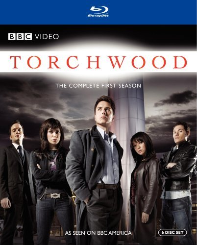 Torchwood Torchwood Season 1 Blu Ray Ws Nr 6 Br