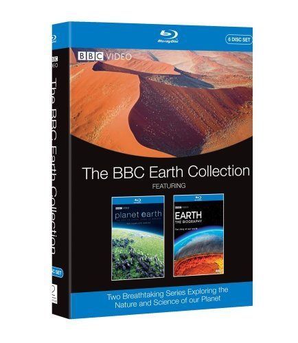 Planet Earth Earth The Biogra Planet Earth Earth The Biogra Nr 6 DVD