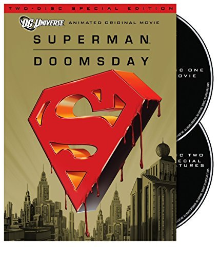 Superman Doomsday Superman Doomsday Special Ed. Pg13 2 DVD