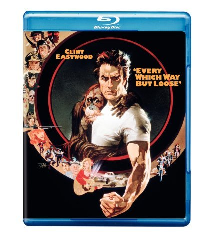 Every Which Way But Loose Eastwood Locke Lewis D'angelo Blu Ray Ws Eastwood Locke Lewis D'angelo