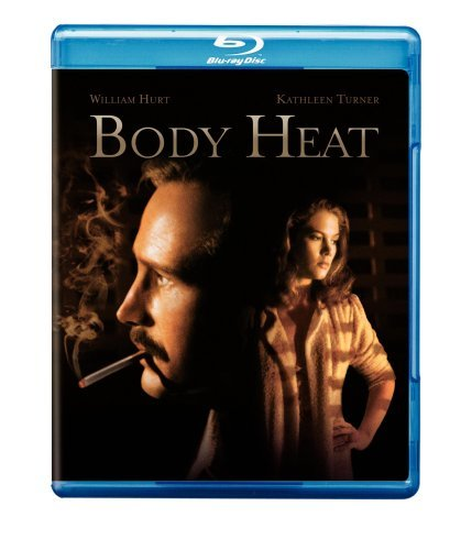 Body Heat (1981) Hurt Turner Crenna Danson Pres Blu Ray Ws R