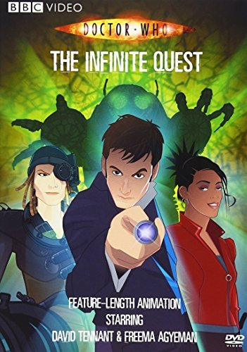 Doctor Who Infinite Quest Doctor Who Nr