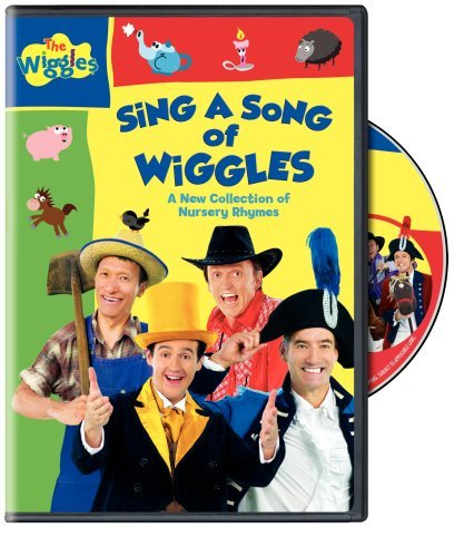 Wiggles Sing A Song Of Wiggles Nr