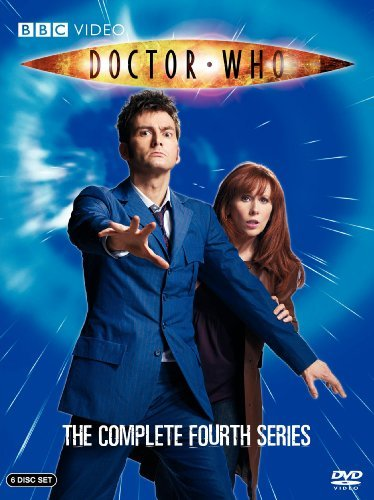 Doctor Who Complete Series 4 Ws Coll. Ed. Nr 6 DVD