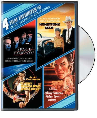4 Film Favorites Comedy Eastwood Clint Nr