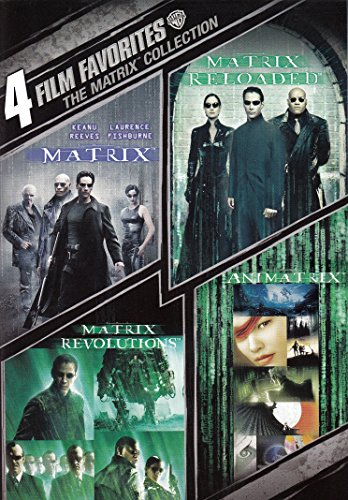 Matrix 4 Film Favorites Nr 2 DVD