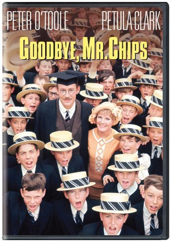 Goodbye Mr. Chips (1969) O'toole Clark Nr