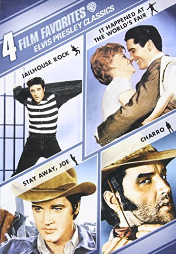 4 Film Favorites Classics Presley Elvis Nr 4 On 2