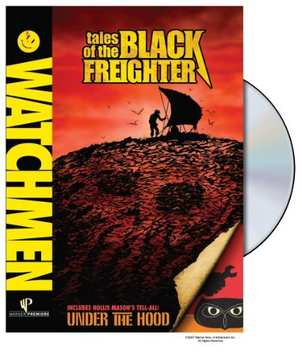 Tales Of The Black Freighter & Watchmen Pg13 2 DVD