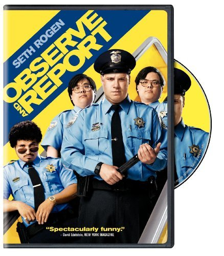 Observe & Report Rogen Faris Pena Weston R