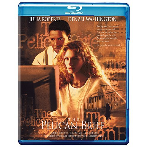 Pelican Brief Roberts Washington Shepard Blu Ray Ws Pg13