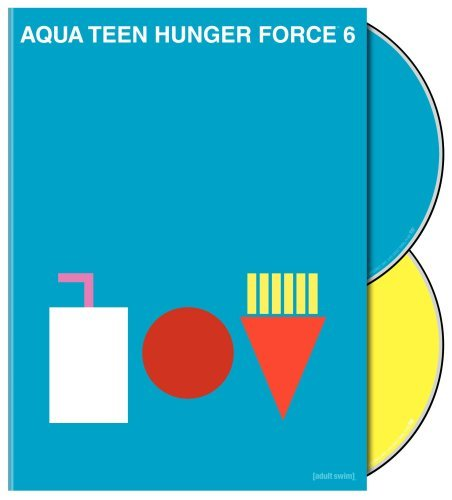 Aqua Teen Hunger Force Aqua Teen Hunger Force Vol. 6 Nr 2 DVD