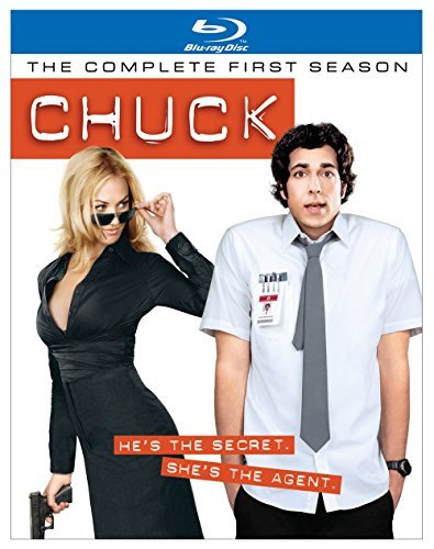 Chuck Season 1 Blu Ray Nr 4 DVD