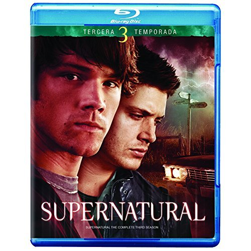Supernatural Season 3 Blu Ray Nr