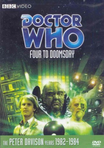 Doctor Who Four To Doomsday Doctor Who Nr